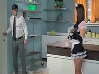Anal Ass Kitchen Maid Pornstar Uniform Kitchen Sex Maid + Anal Maid Ass