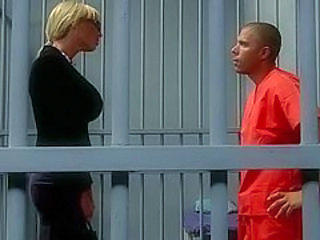 Big Tits Pornstar Prison Punish Big Tits Son