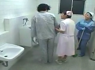 Japanese Mature Nurse Toilet Uniform Japanese Mature Japanese Nurse Nurse Japanese