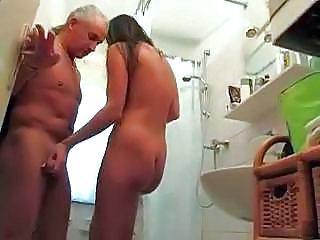 Bathroom Daddy Daughter Handjob Old and Young Daughter Daddy Daughter Daddy Old And Young Bathroom