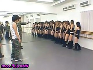 Army Japanese Orgy Huge Orgy