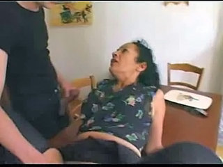 Granny French Mature French + Maid Maid + Mature French