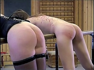 Ass Brunette Corset Spanking Stockings Corset Stockings