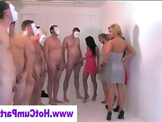Handjob Orgy Party Cfnm Party Cfnm Handjob Orgy Orgy Party