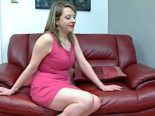Amateur Blonde Mature Interview