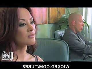 Asian  Office Pornstar Secretary Milf Asian Milf Office Boss Office Milf