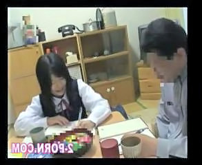 Asian Babysitter School Teacher Uniform Cute Asian Schoolgirl School Teacher Teacher Asian