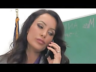 Amazing Brunette Bus  School Teacher School Teacher Teacher Student Student Busty Teacher Busty School Bus