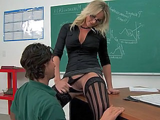 Amazing Cute Glasses  Panty Pussy School Shaved Stockings Cute Ass Stockings Milf Ass Milf Stockings