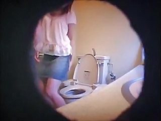 HiddenCam Voyeur Hidden Toilet Toilet Sex
