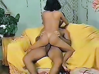 Latina Riding Vintage Alien