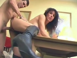 Anal Brunette Doggystyle French Hardcore  Pornstar Milf Anal French Milf French Anal French