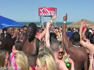 Beach Nudist Outdoor Party Beach Nudist Outdoor Nudist Beach