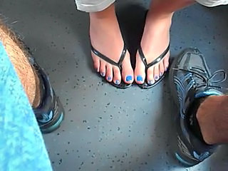 Feet Train Foot