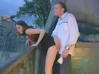 Clothed Doggystyle Public Outdoor Public