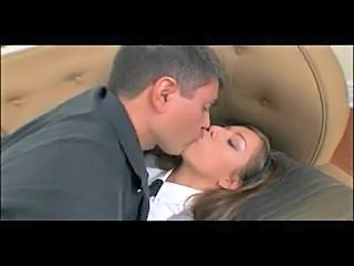 Babe Cute Kissing Uniform