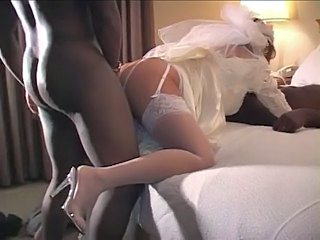 Blowjob Bride Cuckold Doggystyle Groupsex Interracial Stockings Threesome Wedding Bride Sex Stockings Interracial Threesome Threesome Interracial