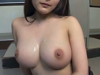 Amazing Asian Cumshot Facial Natural Asian Cumshot
