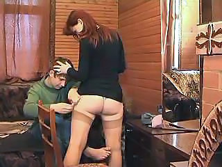 Ass Mom Panty Redhead Russian Stockings Son Stockings Mom Son Russian Mom