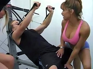 Hardcore  Pornstar Silicone Tits Sport Threesome Gym Milf Threesome Threesome Milf Threesome Hardcore