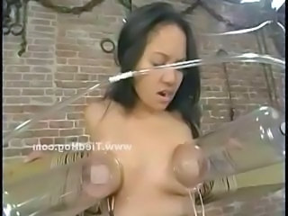 Bdsm Blonde Fetish  Torture Boobs Bdsm Abuse