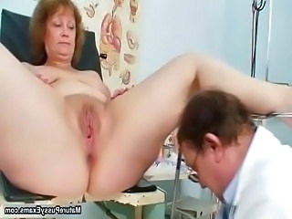 Granny Doctor Mature Dirty