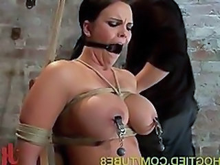 Bdsm Bondage  Pain Tied Bdsm