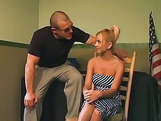 Babe Blonde Natural Pornstar Police