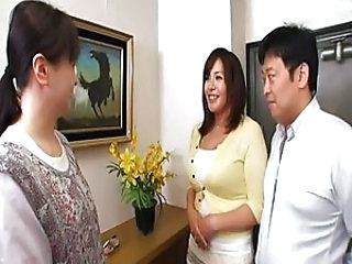 Korean  Pornstar Threesome Milf Threesome Threesome Milf