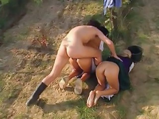 Anal Asian Doggystyle Hardcore Outdoor Threesome Asian Anal Outdoor Outdoor Anal Threesome Anal Threesome Hardcore