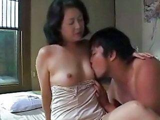 Korean Mature Mom Small Tits Tits Mom