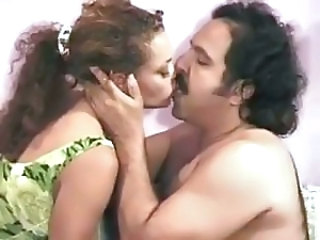 Cute Ebony Kissing Old and Young Ebony Babe Old And Young