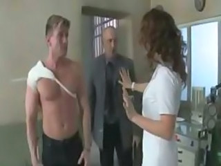 Doctor  Pornstar Threesome Uniform Milf Threesome Threesome Milf