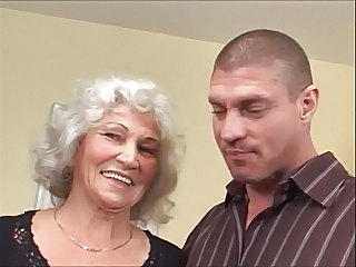 Granny Granny Pussy Pussy Creampie