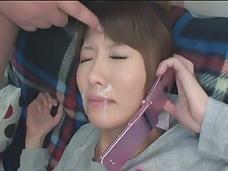 Asian Facial  Milf Asian Milf Facial