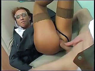 Anal Clothed Glasses Hardcore Secretary Stockings Clothed Fuck Babe Anal Babe Ass Stockings Glasses Anal
