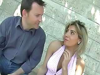 European French  Outdoor Outdoor French Milf European French