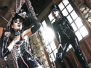 Bdsm Bondage Femdom Fetish Game Latex Lesbian Slave Bdsm