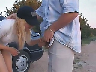 Blonde Blowjob Cute Handjob Outdoor Russian Cute Blonde Car Blowjob Cute Blowjob Outdoor