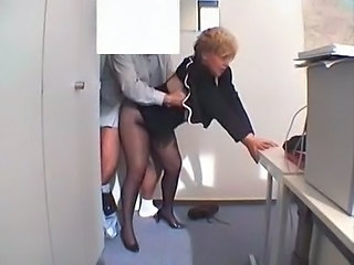 Doggystyle Hardcore Mature Office Pantyhose Pantyhose Hardcore Mature Mature Pantyhose