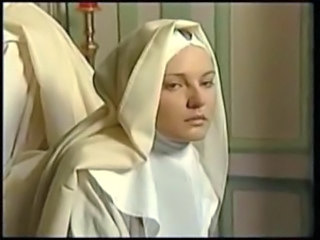 Babe Cute Nun Uniform Vintage