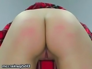 Ass Cute Pain Spanking Cute Ass Beautiful Ass Schoolgirl