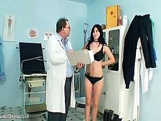 Big Tits Brunette Bus Doctor Uniform Big Tits Brunette Big Tits Big Tits Doctor Gyno