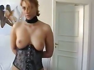 Anal Corset European Fetish German Slave First Time Anal Corset German Anal European German First Time Anal First Time