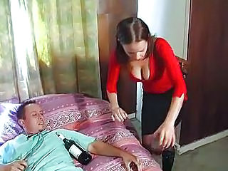 Amazing Drunk  Natural Wife Wife Milf
