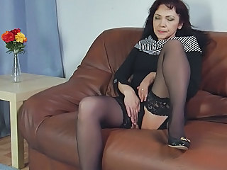 Masturbating Mature Stockings Stockings Masturbating Mature Mature Stockings Mature Masturbating