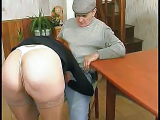Ass Older Stockings Stockings Maid Ass