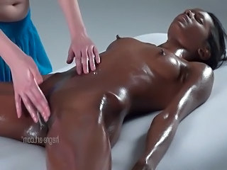 Ebony Lesbian Massage Nipples Oiled Ebony Ass Lesbian Massage Massage Lesbian Massage Oiled Massage Orgasm Oiled Ass Orgasm Massage