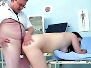 Doctor Doggystyle Old and Young Teen Doctor Teen Doggy Teen Old And Young Domination Teen Pussy