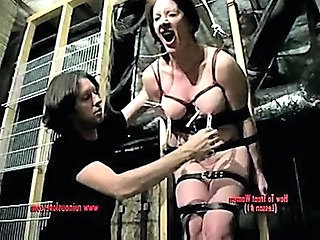 Bdsm Bondage Pain Slave Insertion Bdsm Insertion Anal